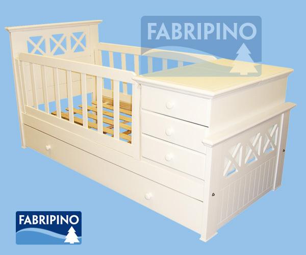 Fabripino, Fábrica de Cunas Funcionales, Infantiles, Cunas, Camas ...